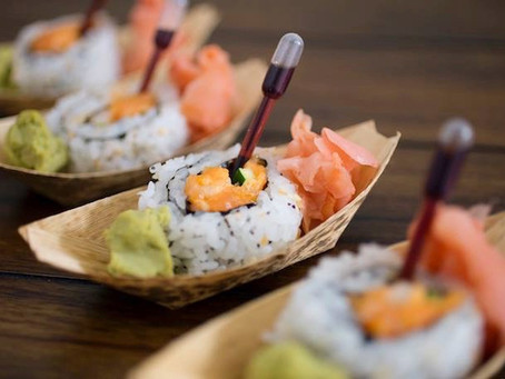 Celebrate International Sushi Day with the Best-Named Rolls in Katy