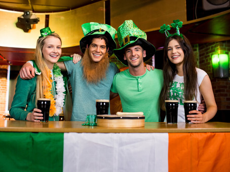 St. Patrick's Day Events in Katy Start this Weekend