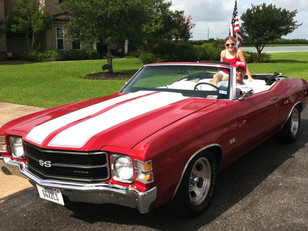 Free Car Shows Roll into Katy, Loaded with Priceless Memories