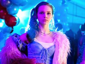 Don't Miss Katy Actress Savannah May in Netflix Series Premiere