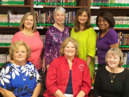Katy Retired Educators Give Back to the Katy Community