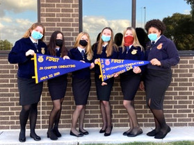 Katy ISD Schools Celebrate FFA Success