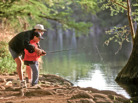 Top Spots to Fish for FREE in Katy this Saturday