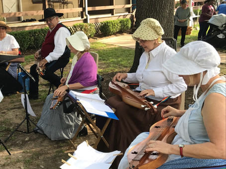 Katy Folk Life Festival April 6: Takes Families Back in Time