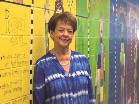 Katy Community Mourns Loss of Sharon Rhoads, School Namesake
