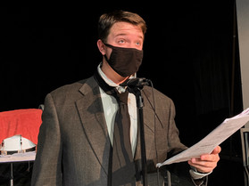 Katy HS Theatre Streams Stage Production of 'War of the Worlds'