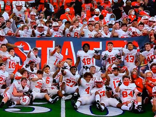 Katy Tigers Win 9th State Championship