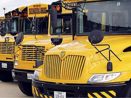 Katy ISD Introduces App for Parents and Students to Track Buses Using GPS