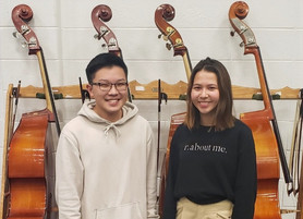 Talented Orchestra Students from Katy Advance to All-State