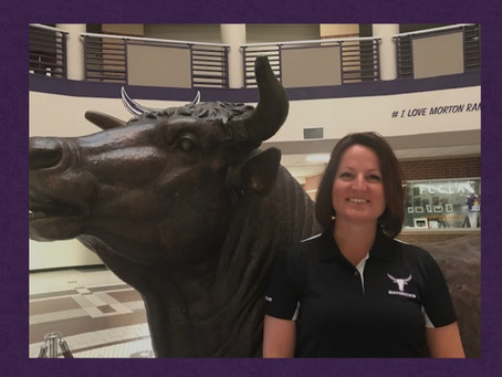 Katy ISD's Julie HinsonRecognized as Outstanding Principal of the Year