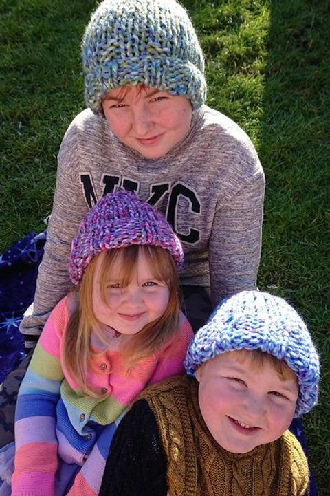 childrens bampi beanies