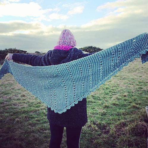 pixie shawl