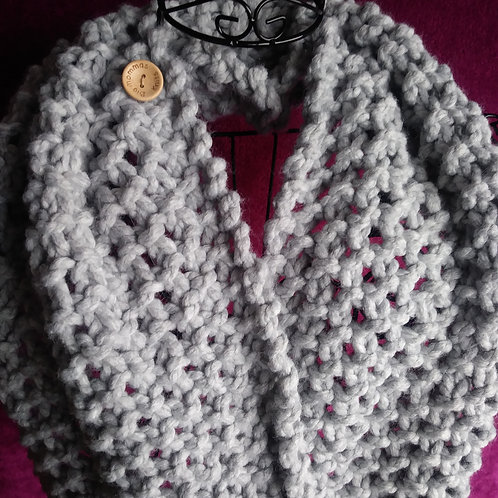 100% Chunky Wool Snood