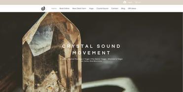 Crystal Sound Movement