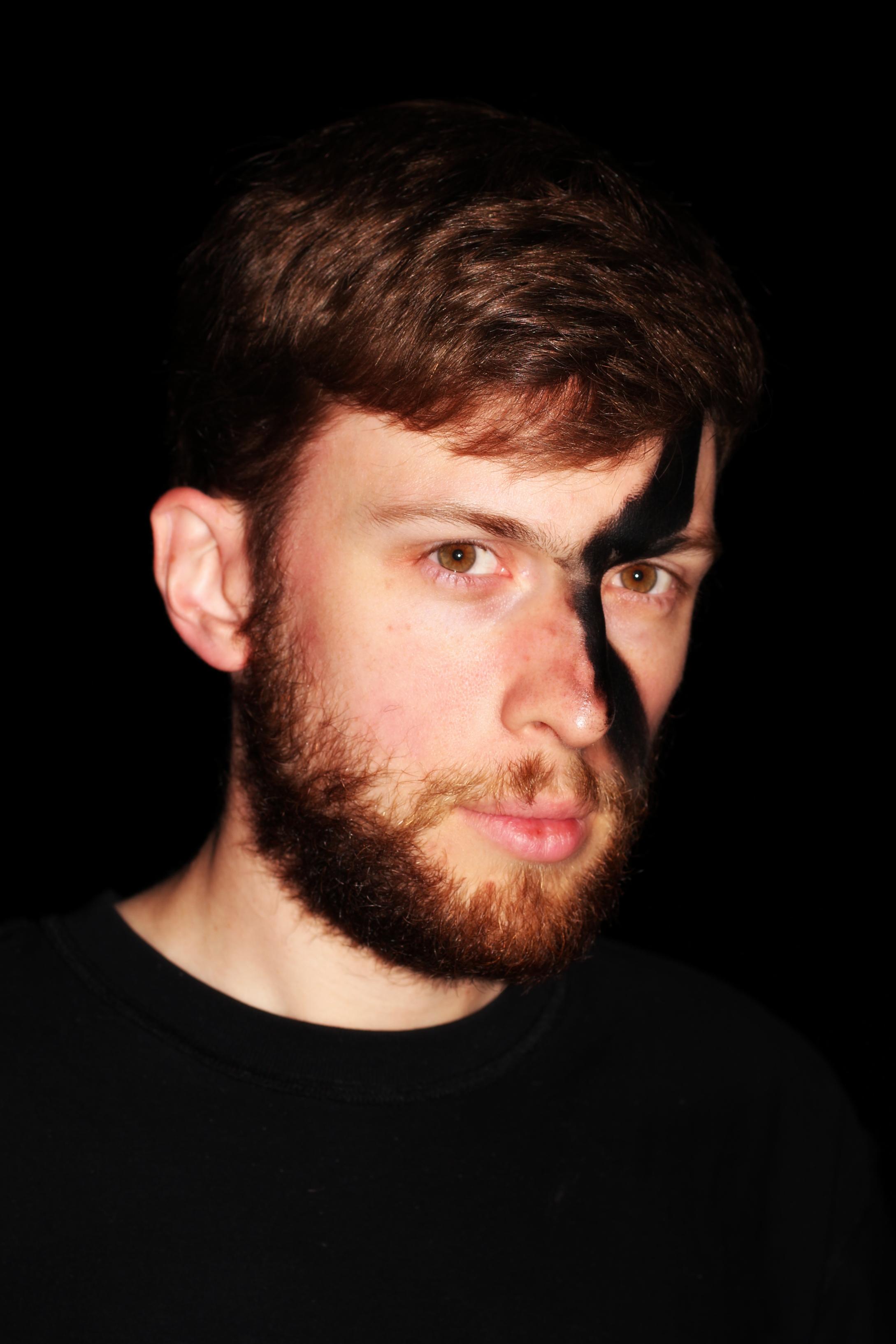 Hugo drummer portait