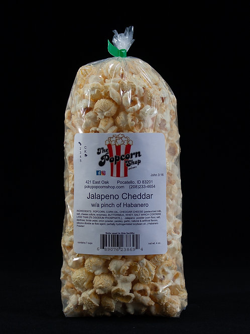 Jalepeno Cheddar