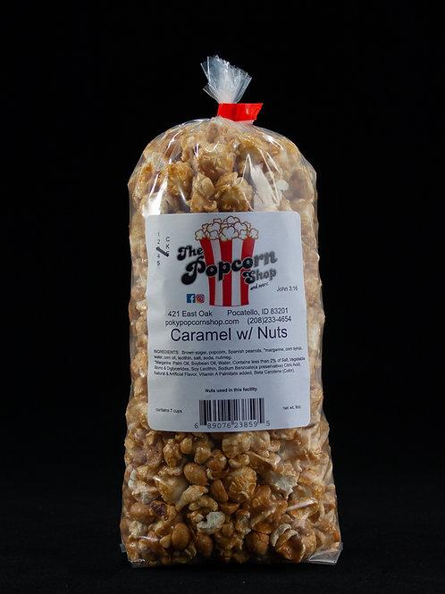 Caramel with Peanuts