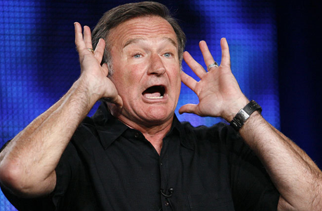 """""""No matter what people tell you, words and ideas can change the world,""""~ the late comedian Robin Williams"""