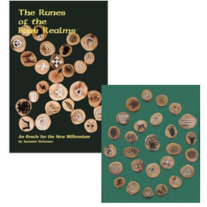 The Runes of the Four Realms w/ Rune Set
