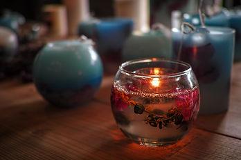 Blue Moon Candle Okinawa