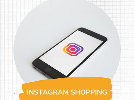 Kans! Instagram shopping