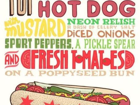 Chicago Style Hot Dog Recipe Vegan