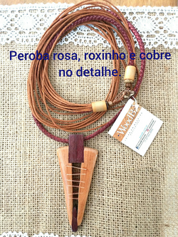COLAR PEROBA ROSA 150