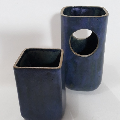 Vasos Azul Jeans