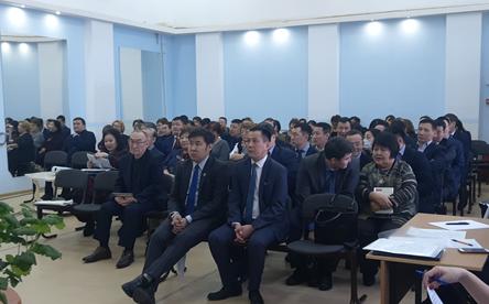 Январское совещание работников образования и общественности: «От задачи к решениям: стратегические о