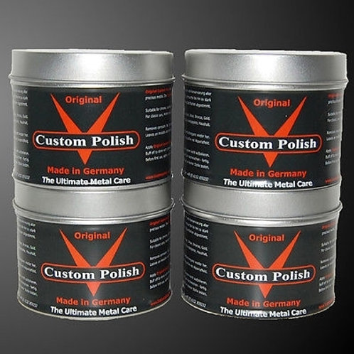 Custom Polish Original Vorratspaket 4x 400g (je 300ml) (37,43 €/kg)