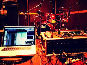 レコーディングの準備について