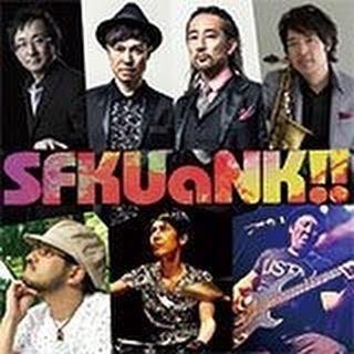 7/29 SKFUaNK!!ライブレコーディング @渋谷JZ Brat