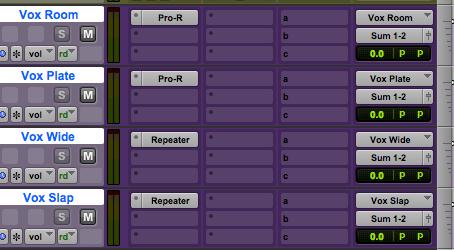 knit cap マルチトラックデータミックス解説 #3 メロディーとリズムトラックの音作り