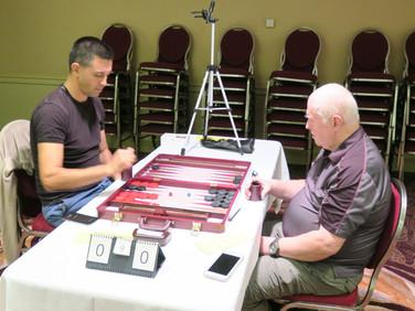 Poker Great Dan Harrington & Kubi Ugurlu