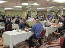 California Backgammon Championship overv