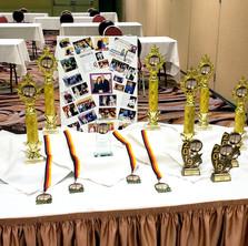 2019 - Los Angeles Open - CM - trophies.