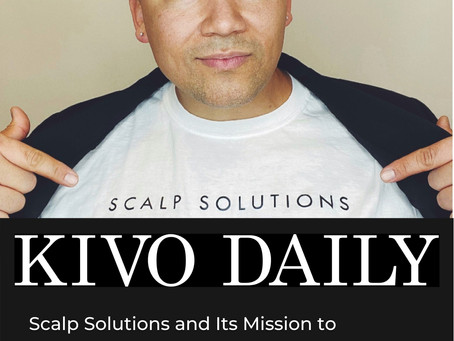 Scalp Solutions and Its Mission to Help Men Recover From Hair Loss and Transplant Scars