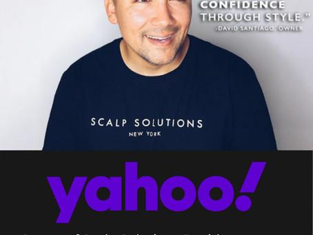 Owner of Scalp Solutions David Santiago Presents a Simple Yet Revolutionary Procedure