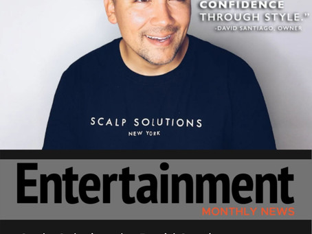 Scalp Solutions by David Santiago Brings Confidence Through Style