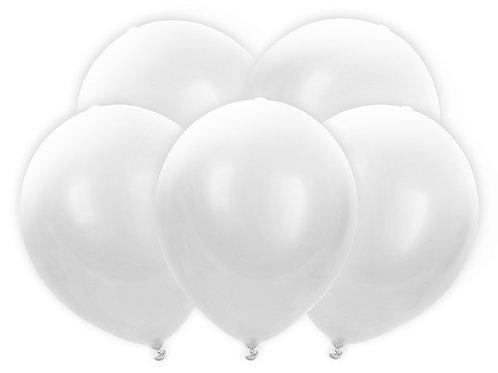 Palloncini Led 30cm, bianchi