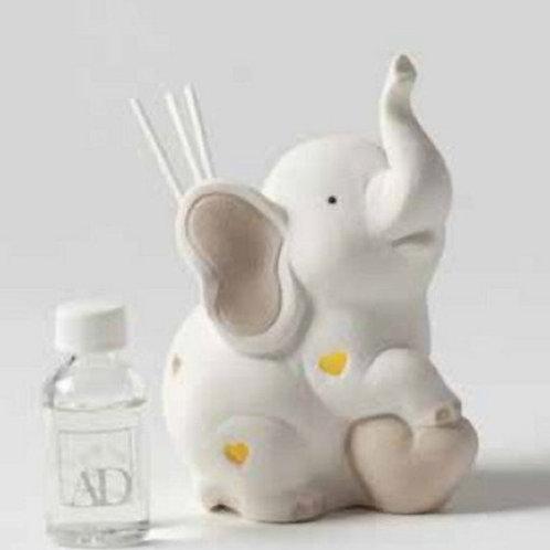 Profumatore Elefante con LED
