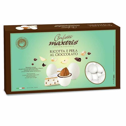 Maxtris Ricotta e Pera Cioccolato