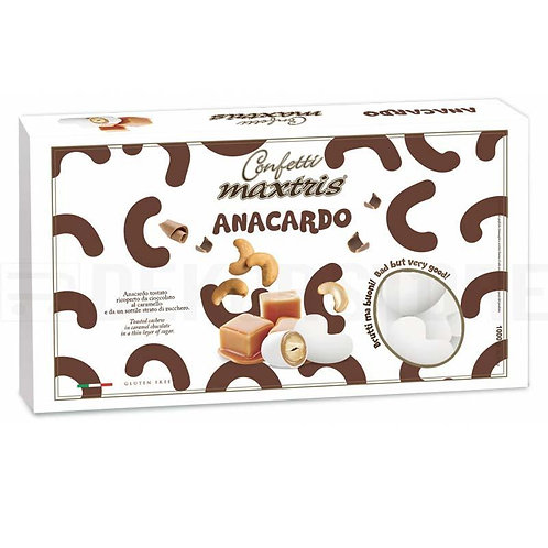 Maxtris Anacardo con Cioccolato al Caramello