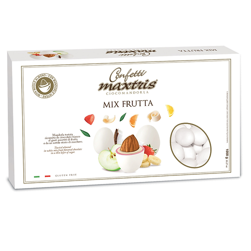 Ciocomandorla Maxtris Mix Frutta Bianco
