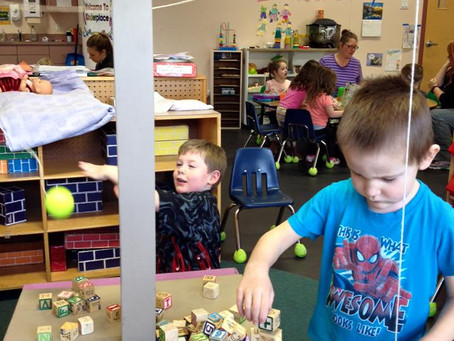 Sign up for Preschool and Daycare!