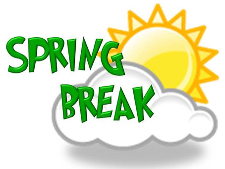 Ginnie's Spring Break Tips