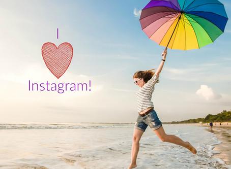 Facebook?...meh - Instagram?...YES PLEASE!