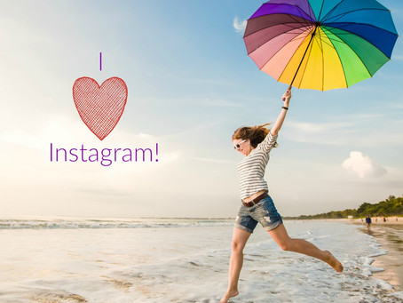 Facebook?...meh - Instagram?...YES PLEASE!