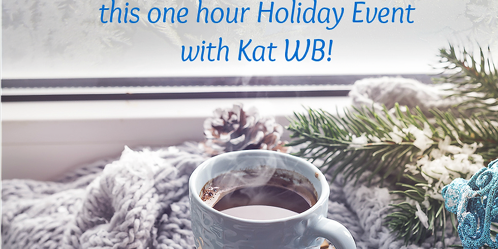 *One Hour Holiday Virtual Event