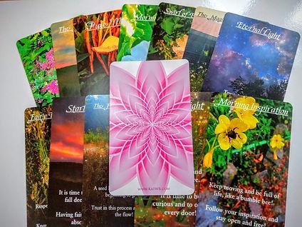 Magical Inspiration Cards